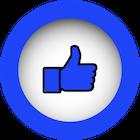 icon 1 blue